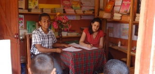 Hydroconseil and Gret Madagascar for the improvement of the promotion of good hygiene practices in schools in Madagascar.